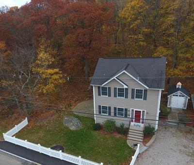 Hingham Single Family Home For Sale: 301 Rockland