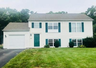 Plymouth Single Family Home Under Agreement: 44 Long Duck Pond