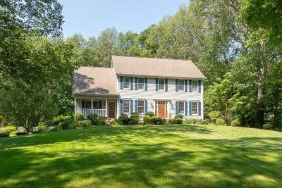 Wilbraham Single Family Home For Sale: 12 Algonquin Drive