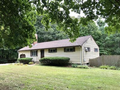 Holliston Single Family Home Under Agreement: 21 Lowland St