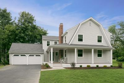 Single Family Home Contingent: 22 Longfellow Rd