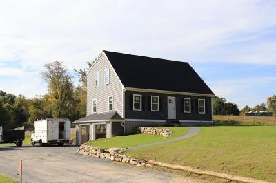 Middleboro Single Family Home Under Agreement: 5 Soule St.