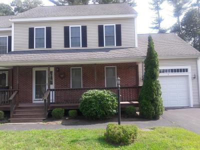Middleboro Condo/Townhouse For Sale: 1 Justine's Way #1