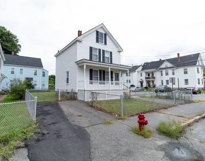 Lowell Single Family Home For Sale: 63 Cambridge St