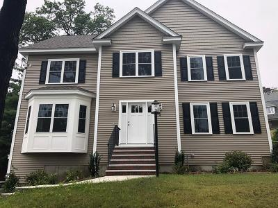 Peabody Single Family Home For Sale: 4 Prospect