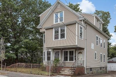 Watertown Multi Family Home Under Agreement: 133 Dexter Ave