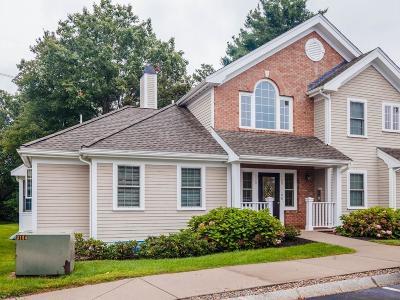 Wakefield Condo/Townhouse Under Agreement: 410 Salem St #1110