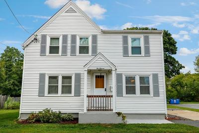 Framingham MA Single Family Home For Sale: $399,900
