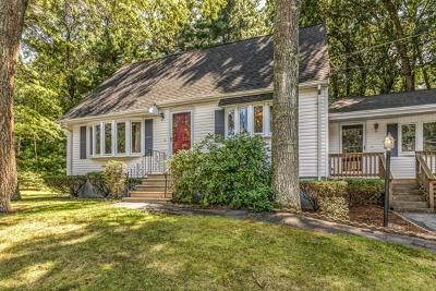Billerica Single Family Home Contingent: 31 Governor Hutchinson Rd
