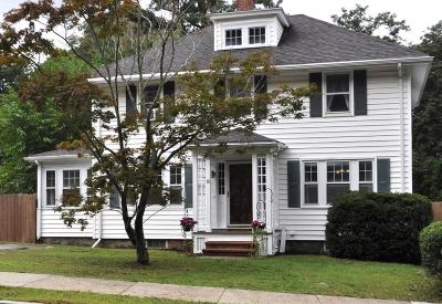 Wakefield Single Family Home Under Agreement: 15 Green St