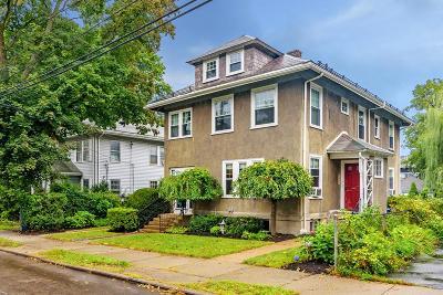 Newton Condo/Townhouse For Sale: 144 Harvard St #144