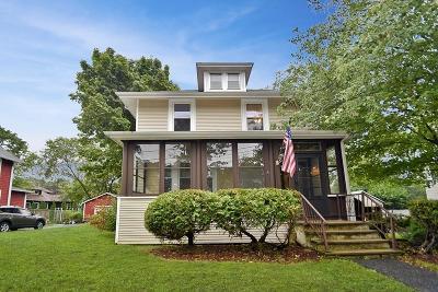 Framingham Single Family Home For Sale: 16 Goddard Rd