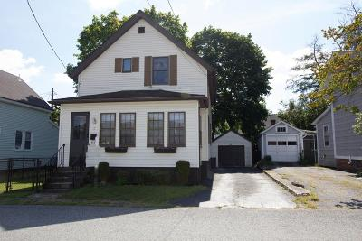 Maynard Single Family Home For Sale: 2 High St