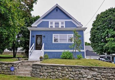 Methuen Single Family Home For Sale: 15 Hillcrest Ave
