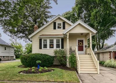 Melrose Single Family Home Under Agreement: 15 Woodruff Ave