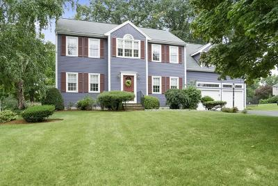 Framingham Single Family Home Under Agreement: 4 Holly Way