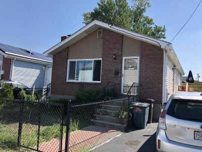 Revere Single Family Home Under Agreement: 193 Pomona St