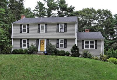 Duxbury Single Family Home Under Agreement: 35 Buckboard Rd