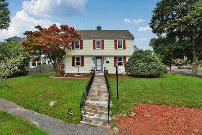 Medford Single Family Home For Sale: 40 Welgate Rd
