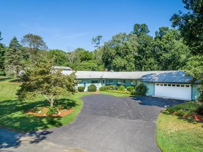 Framingham Single Family Home Under Agreement: 3 Chickatawbut Rd