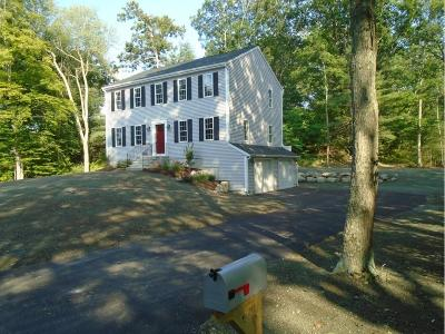 Attleboro Single Family Home For Sale: 156 Handy St