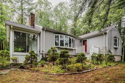 Sudbury Single Family Home Under Agreement: 29 Easy St