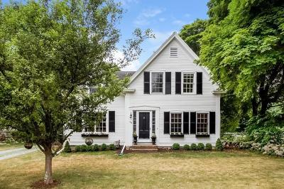 Norwell Single Family Home For Sale: 594 Main St