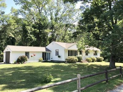 Holliston Single Family Home Under Agreement: 102 Prospect St