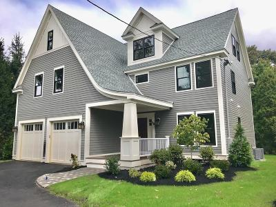 Needham Single Family Home Under Agreement: 96 Greendale Ave