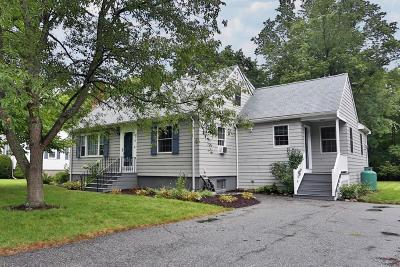 Burlington Single Family Home Contingent: 6 Wildwood St