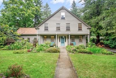 Hopkinton Single Family Home Under Agreement: 250 Wood St