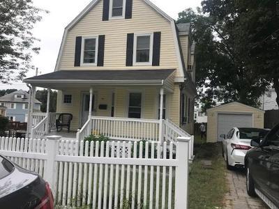 Revere Single Family Home Under Agreement: 40 Washington Ave