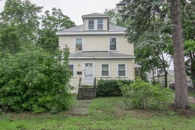 Brockton Single Family Home For Sale: 11 Perry Ave