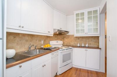 Brookline Condo/Townhouse Under Agreement: 32 Winchester St #1