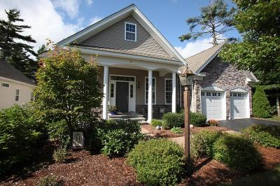 Pinehills Single Family Home Under Agreement: 3 Woodsong