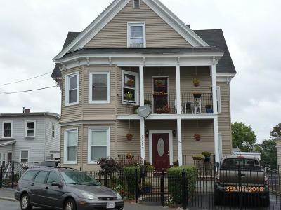 Methuen, Lowell, Haverhill Multi Family Home For Sale: 82 Grand St