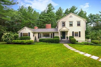 Westwood Single Family Home Contingent: 453 Dover Rd