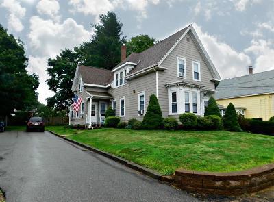 Whitman Multi Family Home For Sale: 40 Chestnut St