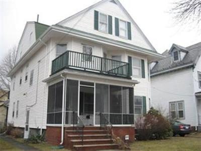 Medford Rental For Rent: 58 Monument St #2