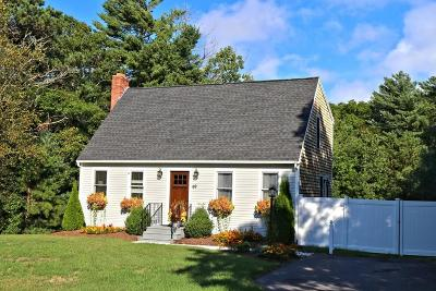 Plymouth Single Family Home For Sale: 99 Raymond Rd