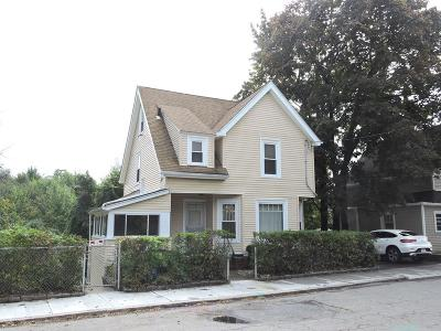 Quincy Single Family Home For Sale: 23 Botolph St