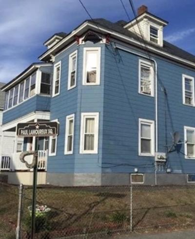 Lowell Multi Family Home For Sale: 27 Fisher St