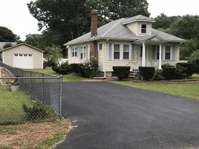 Burlington Single Family Home Contingent: 2 Algonquin Drive