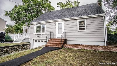 Methuen Single Family Home For Sale: 5 Canobieola Rd