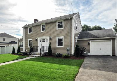 Wellesley Single Family Home Contingent: 478 Weston Road