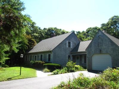 Falmouth Single Family Home Contingent: 56 Hillcrest Drive
