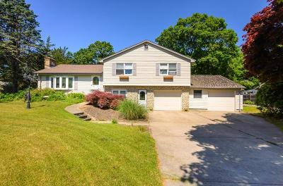 RI-Newport County Single Family Home For Sale: 865 Stafford Rd