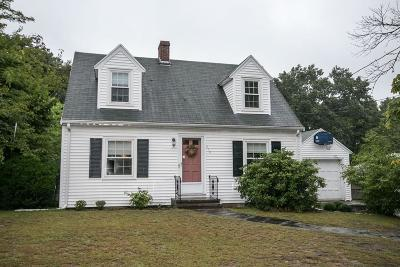 Braintree Single Family Home Under Agreement: 213 Liberty St