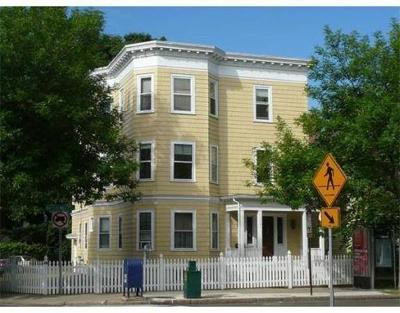 Cambridge Rental For Rent: 2592 Mass Ave #3