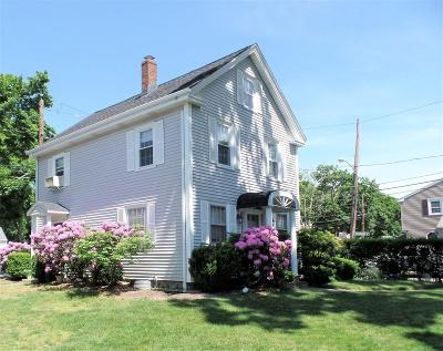 Waltham Single Family Home For Sale: 86 Potter Road